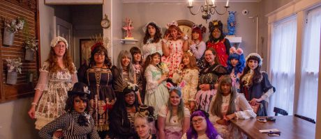 Mad Hatter: International Lolita Day