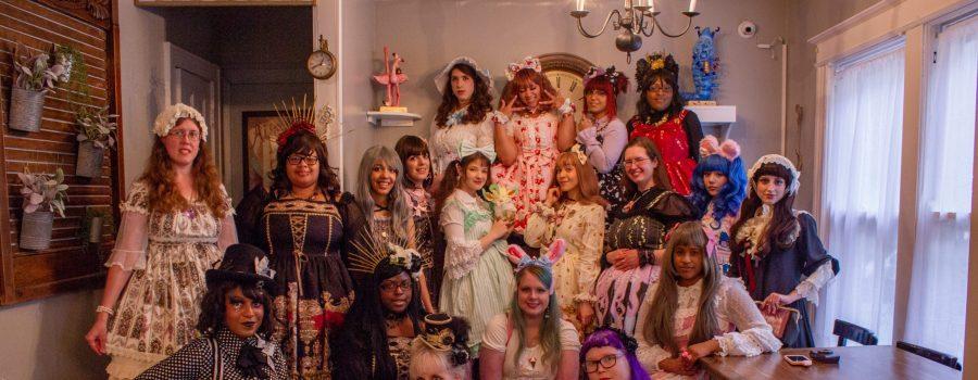 Mad Hatter: International Lolita Day